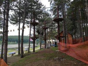 Uskoro novi izgled Avantura parka na jezeru u Šumaricama