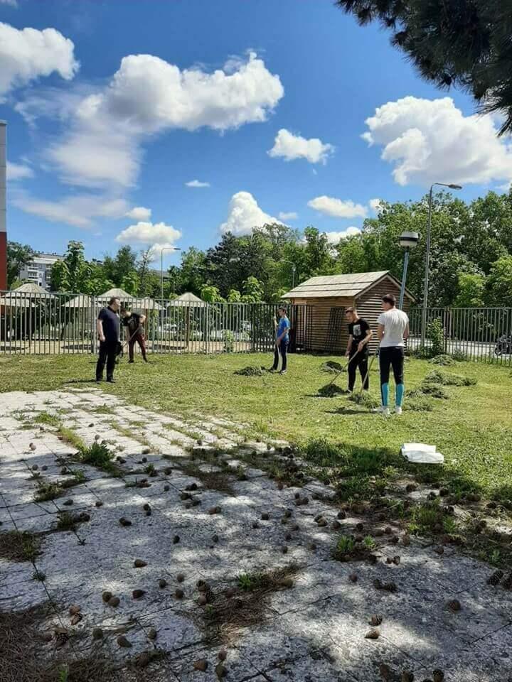 Otvoreni bazeni Kragujevac radovi