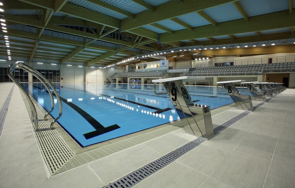 Promena termina na zatvorenom bazenu od 2.do 4. avgusta