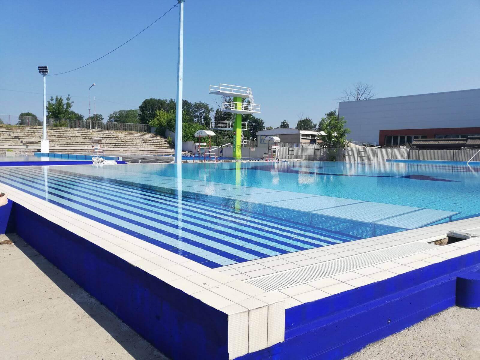 Kupališna sezona na gradskim bazenima počinje u nedelju 30. juna