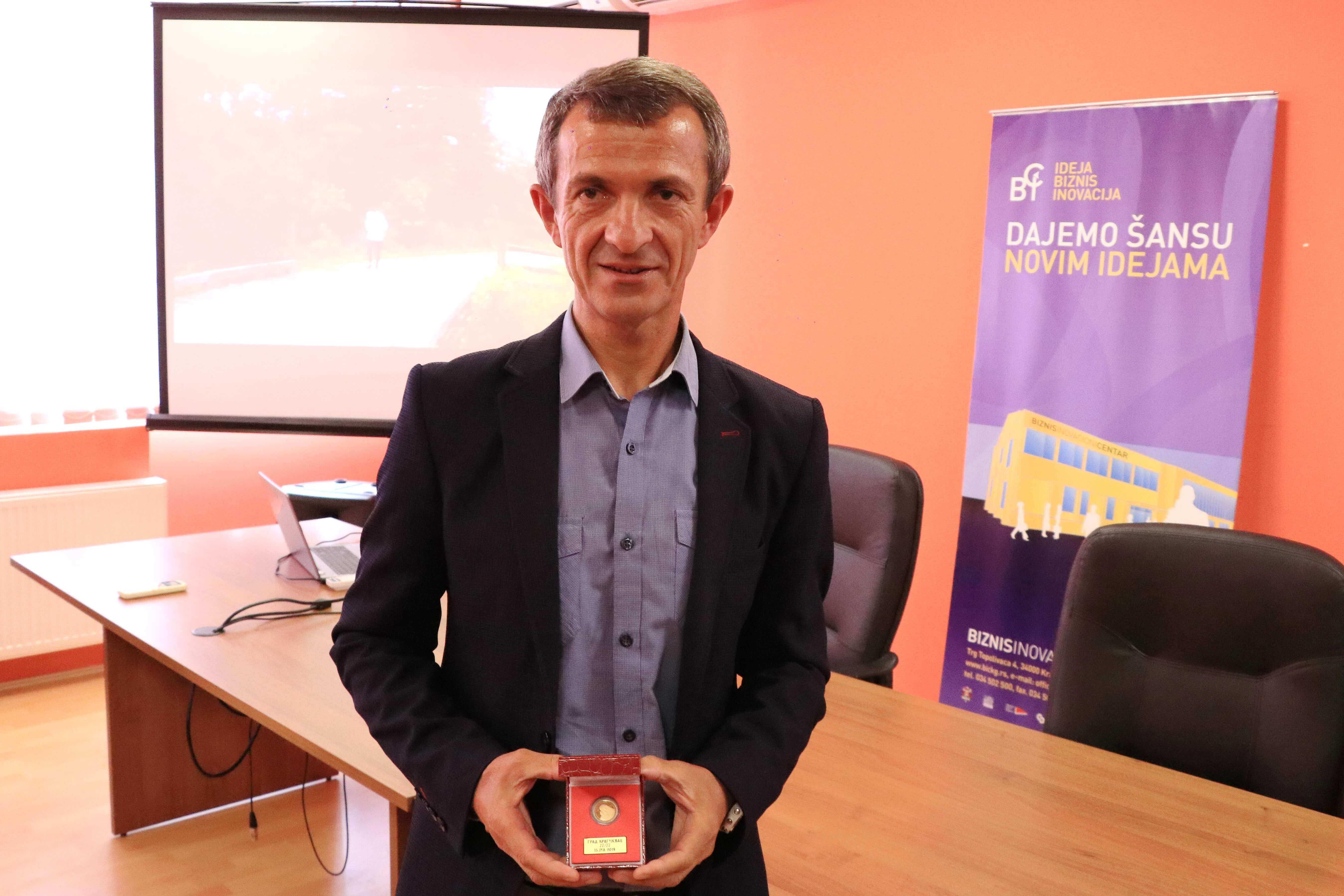 Goran Nikolić heroj naše generacije