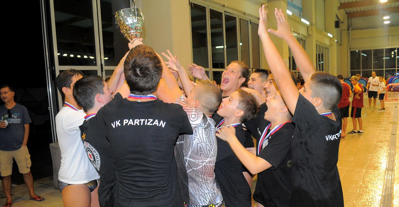 Partizan osvojio Nenin memorijal, Aleksić delio nagrade (FOTO)