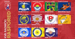 Objavljen raspored Regionalne lige
