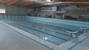 Zatvoreni bazen neće raditi do 2. septembra