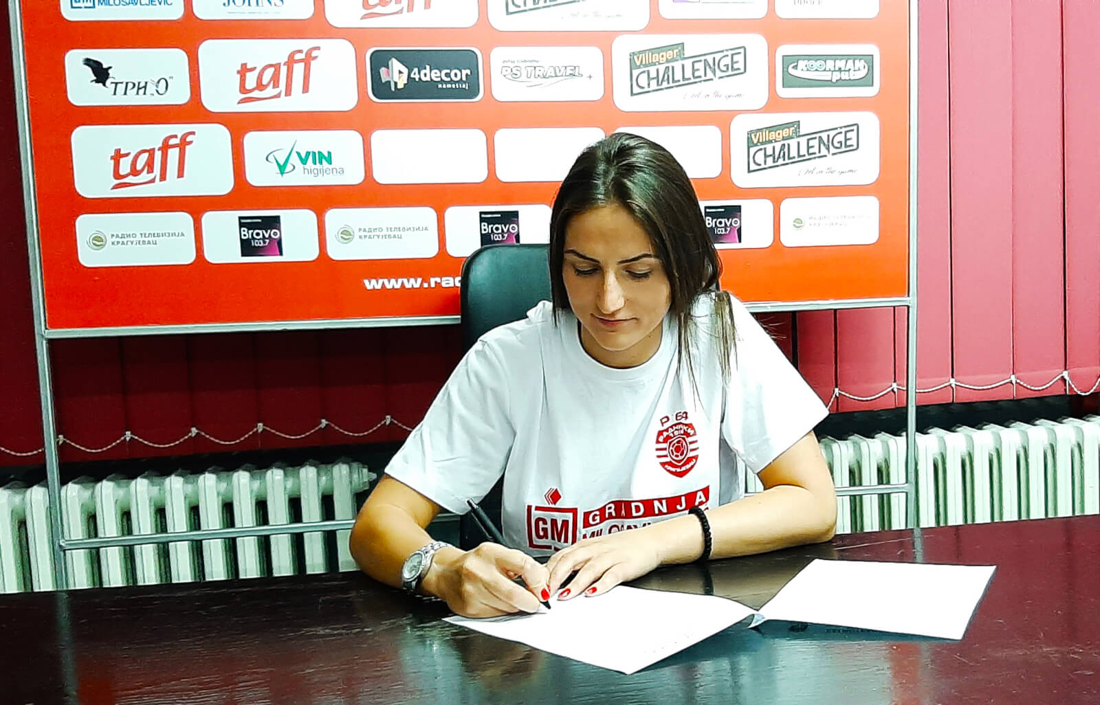 Read more about the article Superligaško pojačanje za Kragujevčanke