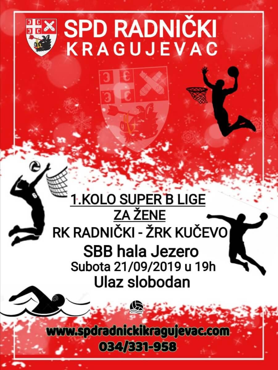 You are currently viewing Kragujevčanke vrebaju prve bodove