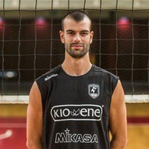Kragujevčanin Lazar Ćirović brani boje Srbije na Evropskom prvenstvu u odbojci