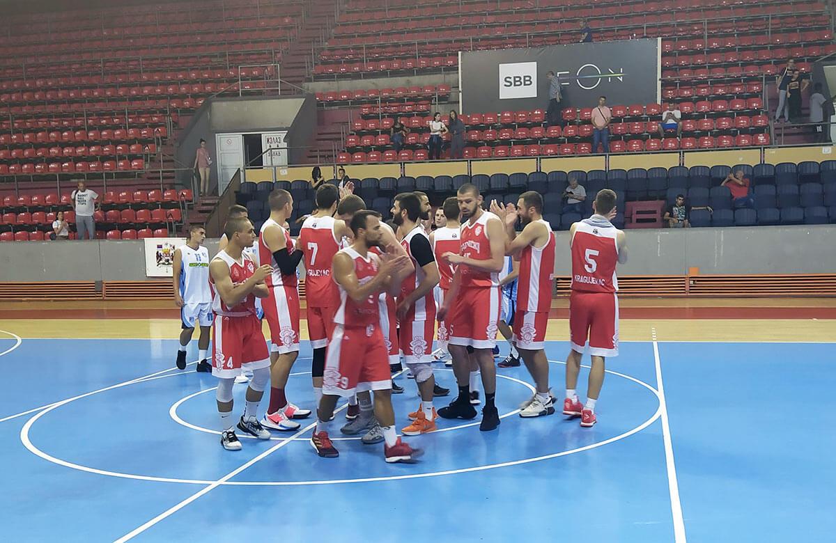 Read more about the article Košarkaši Radničkog preslišali Čačane