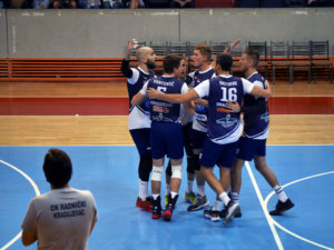 Read more about the article Jedinstvo prva prepreka za Kragujevčane