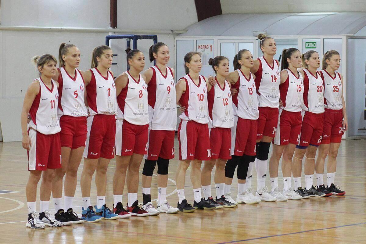 Košarkašice Radničkog protiv Studenta za prvu pobedu pred kragujevačkom publikom