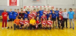 Rukometaši Radničkog ugostili mladi holandski tim