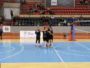 Read more about the article Odbojkaši Radničkog u četvrtfinalu Kupa Srbije