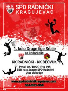 Read more about the article Radnički spreman za premijeru sa Beovukom