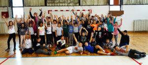 Promocija rukometa u kragujevačkim školama