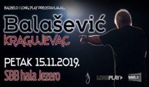 Rasprodat koncert Balaševića u SBB hali Jezero
