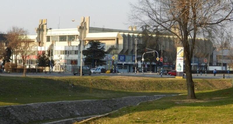 U toku rekonstrukcija krova SBB hale Jezero