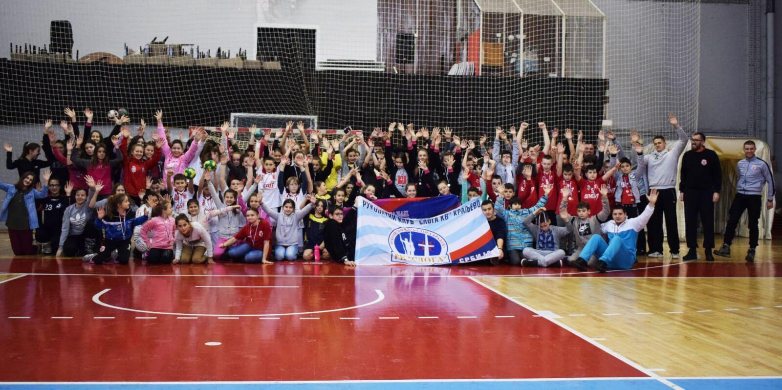Treći Svetosavski turnir za vikend u Kragujevcu