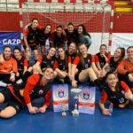 Radnički drugi na Svetosavskom turniru u Novom Sadu