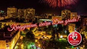 Sportisti Radničkog čestitali Dan grada