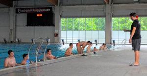 Juniori i kadeti uskočili u bazen