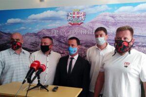SPD Radnički i SD Leotar iz Trebinja potpisali Protokol o saradnji