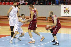 Košarkaši Radničkog na popravnom u Pirotu