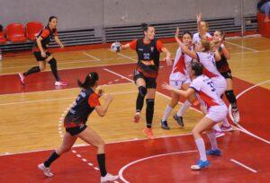 Read more about the article Kragujevčanke upisale drugu pobedu