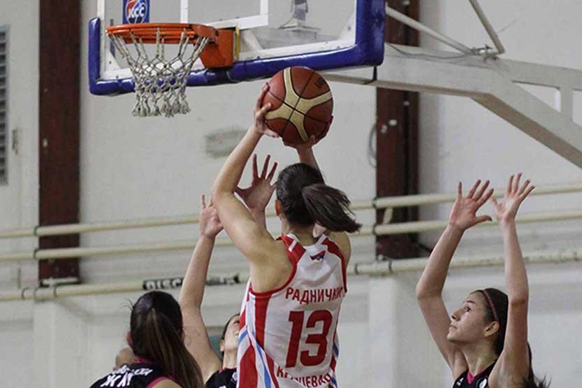 Read more about the article Kragujevčanke nastavljaju prvenstvo gostovanjem u Novom Sadu