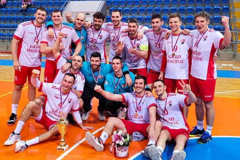 You are currently viewing Radnički odbranio trofej u Kupu-grupa Zapad