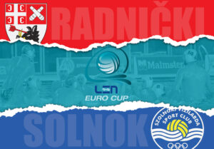 Read more about the article Kup Evrope: Radnički na favorita u četvrtfinalu
