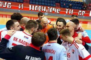Radnički na završnom turniru Kupa Srbije