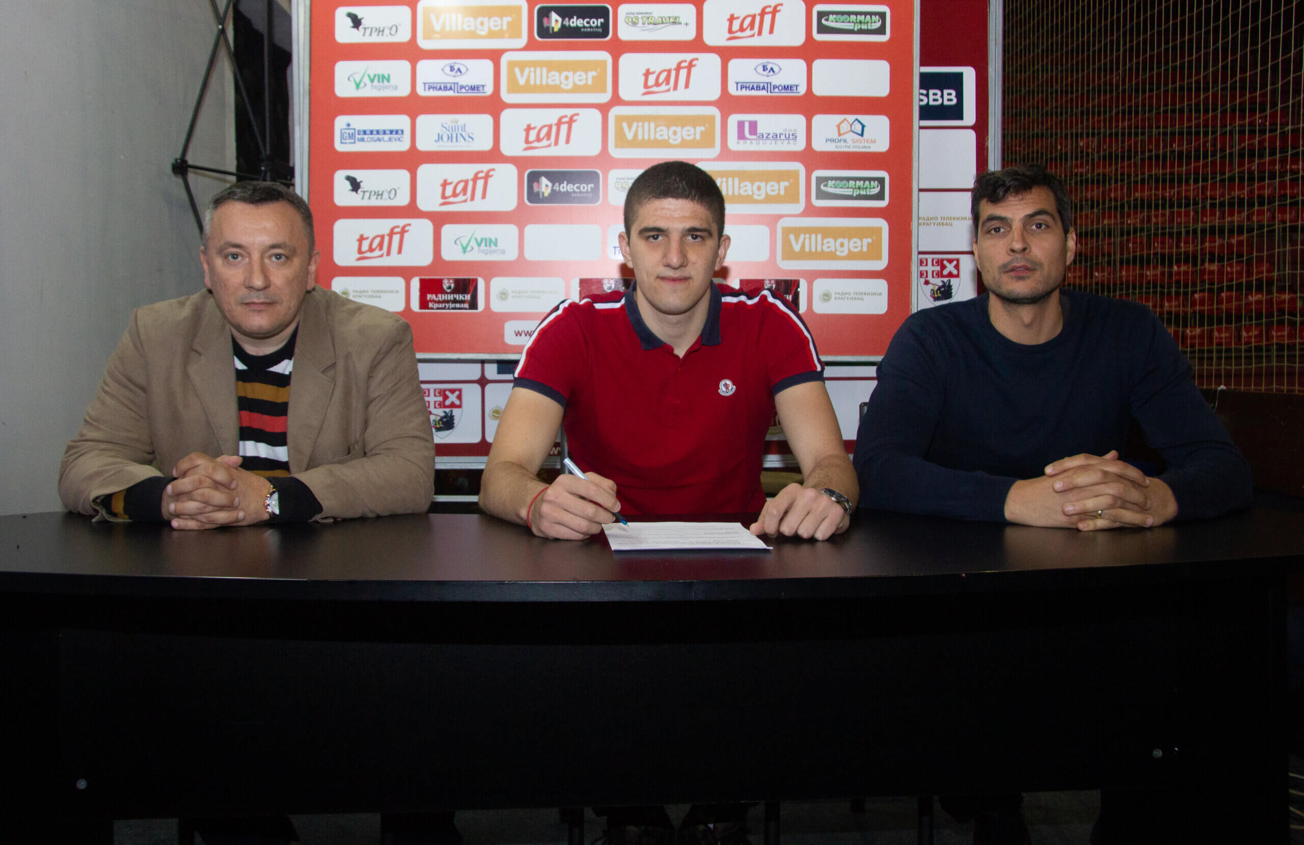 Read more about the article Matić produžio vernost matičnom klubu