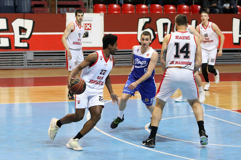Read more about the article Pobeda košarkaša Radničkog na zatvaranju sezone