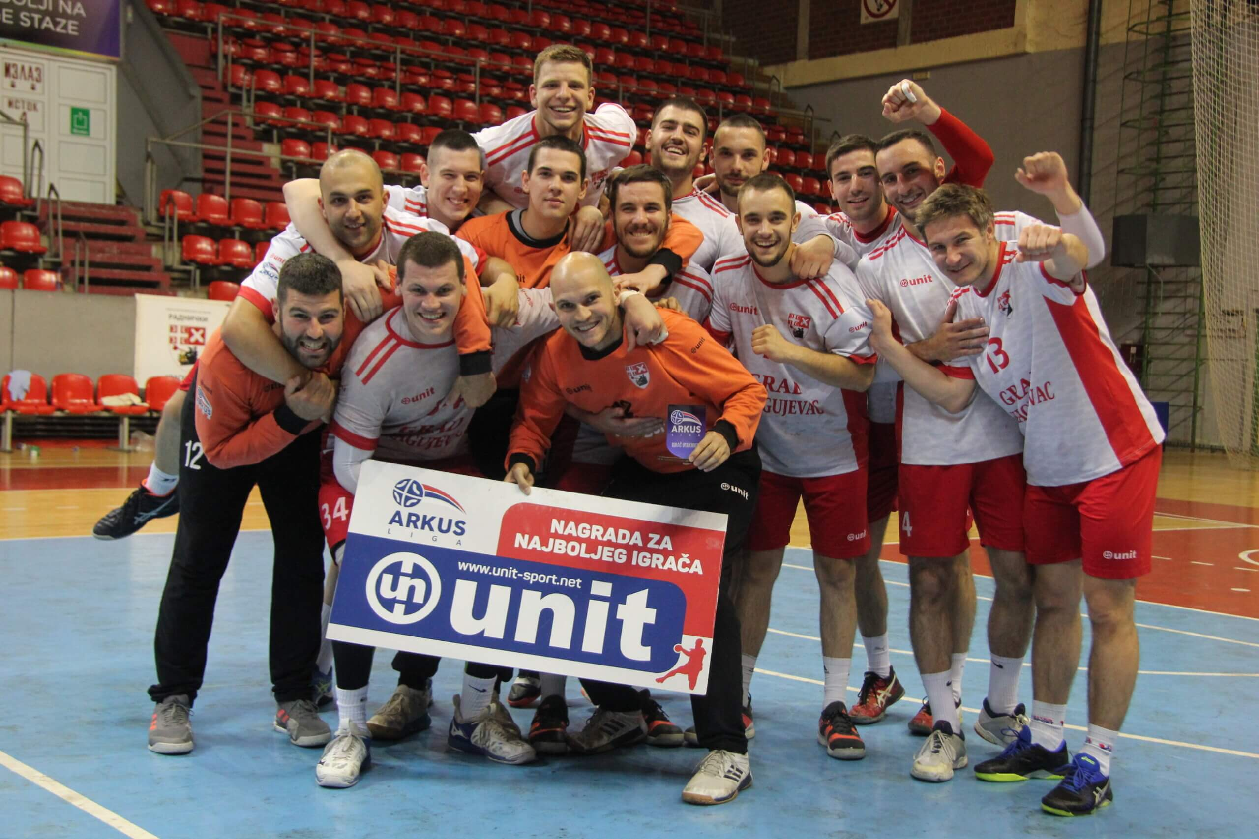Read more about the article Radnički se oprostio pobedom od uspešne sezone