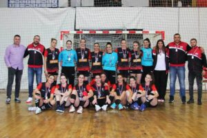 Read more about the article Rukometašice Radničkog vicešampionke Srbije