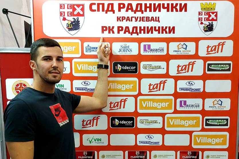 You are currently viewing Petar Petrović za novu energiju u igri Radničkog