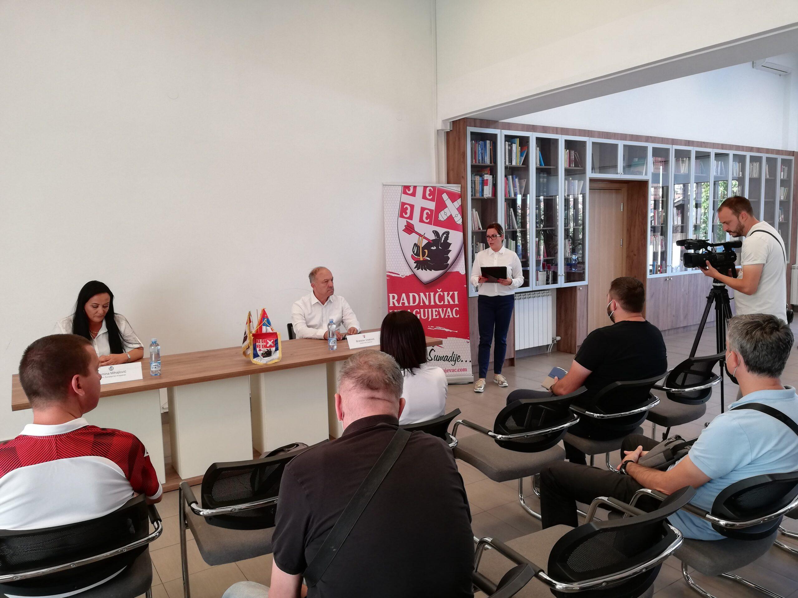 "Read more about the article SPD Radnički potpisnik protokola o saradnji sa ""Šumadija doo"""