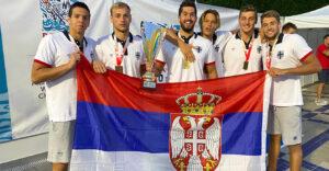 Read more about the article Vaterpolisti Radničkog vodili Srbiju do svetske titule