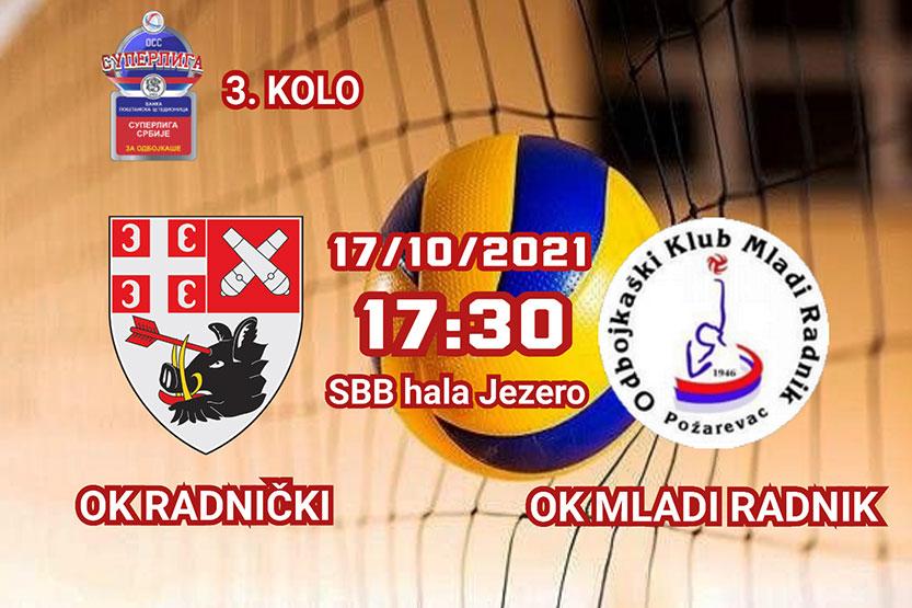 Read more about the article Radnički dočekuje Požarevljane za nastavak niza