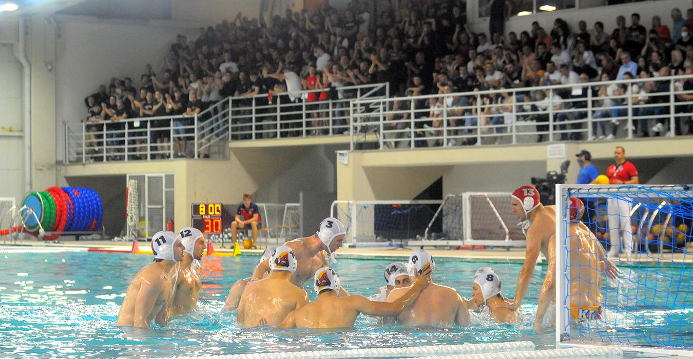 Read more about the article Kragujevačka premijera vaterpolo sezone